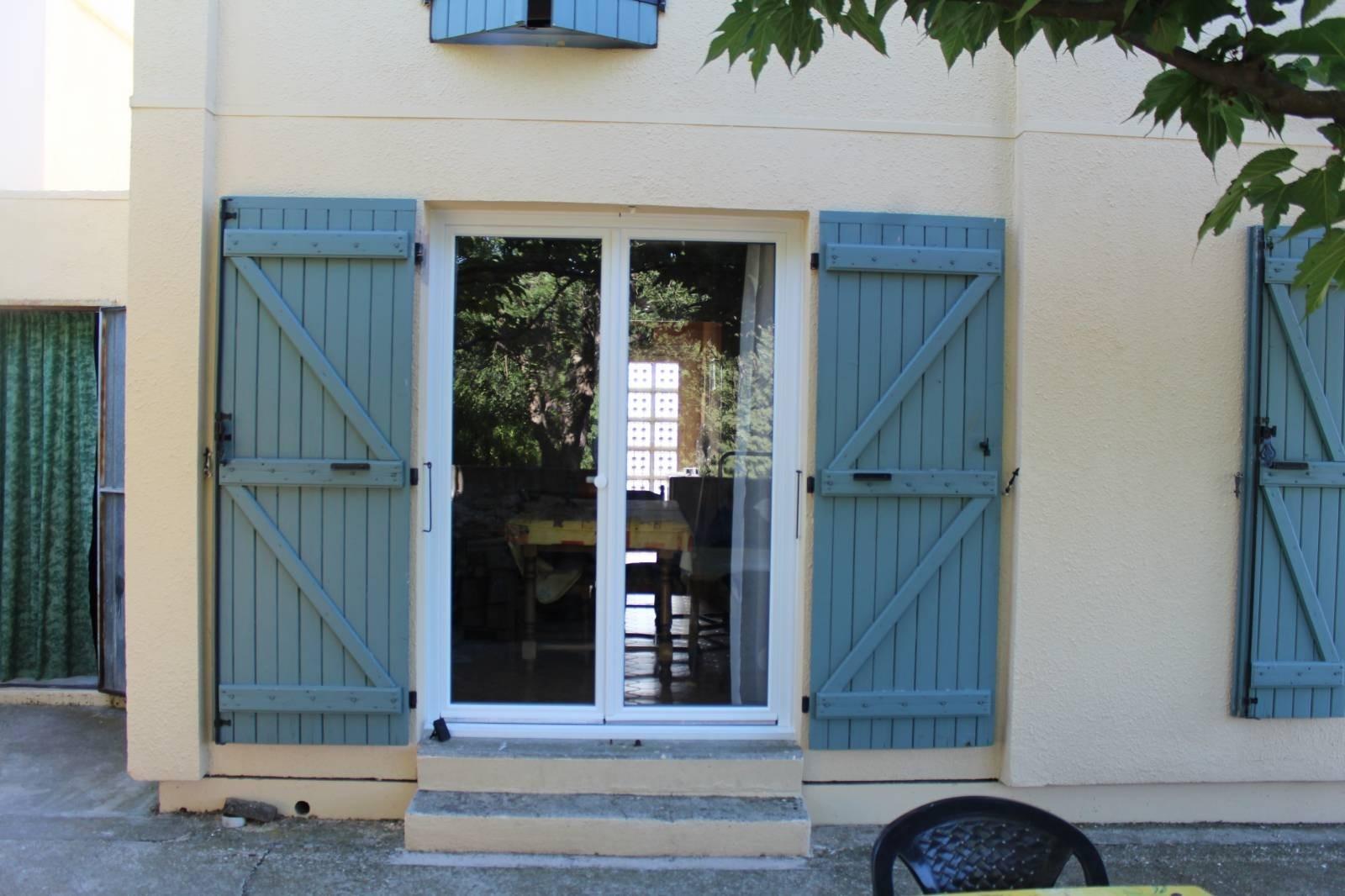 Rénovation De Fenêtres Sur Allège En Pvc Blanc Au Crès Menuiserie